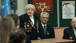 Накануне Дня Победы в школах Ревды прошли уроки патриотизма