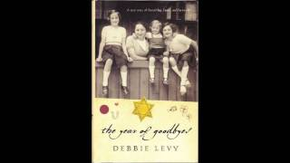 The Year of Goodbyes - by Debbie Levy - book trailer