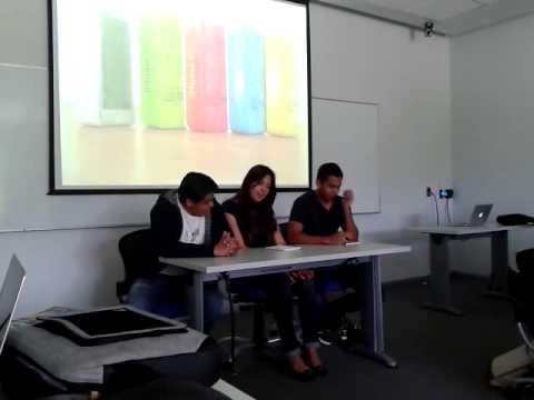 Conversation practice Monica, Miguel and Albert