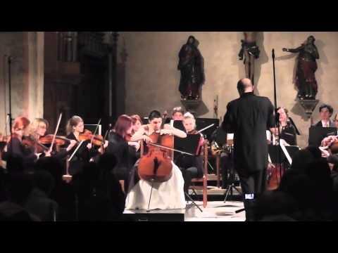 MdL - J Haydn Concerto pour violoncelle No 1 - Estelle Revaz, Facundo Agudin