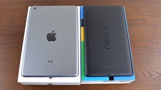 iPad Mini with Retina Display + Nexus 7 (2013) Giveaway!