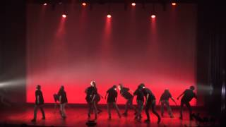 2-5 UNTITLE (TAKKY class) @HOUSE PARTY 2015 (day)