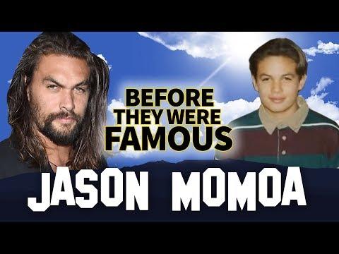 JASON MOMOA | Before They Were Famous | AQUAMAN