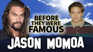 JASON MOMOA | Before They Were Famous | AQUAMAN
