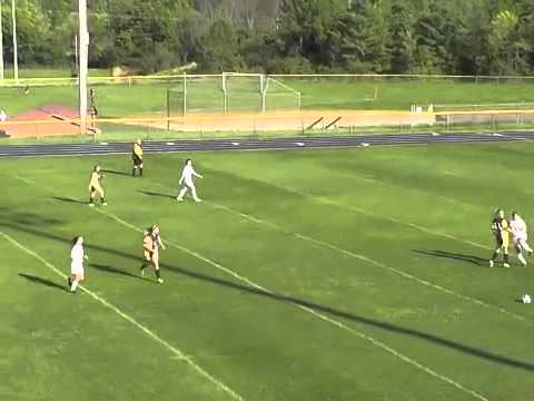 Ticonderoga - NAC Varsity Girls  9-4-14