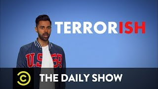 Hasan the Record - America's War Problem: The Daily Show Free HD Video
