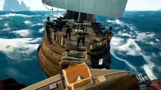 10 Minutes of New Sea of Thieves Gameplay - Gamescom 2016