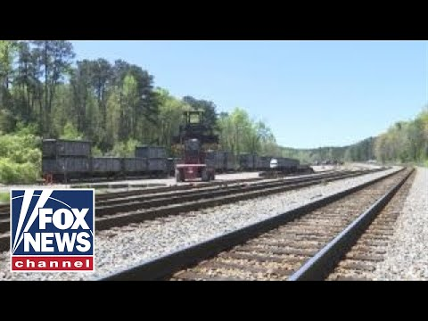 Poop train rots in rural Alabama