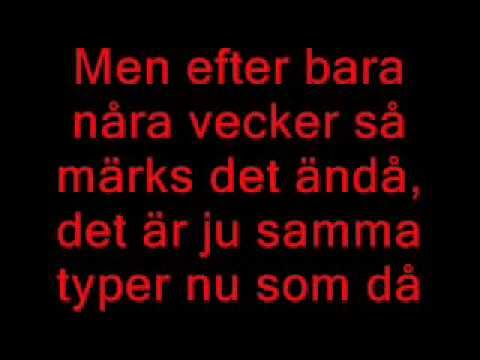 In Benny We Trust   Rövare Reinfeldt   hans rövar band
