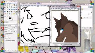 I AM PUPPY speedpaint