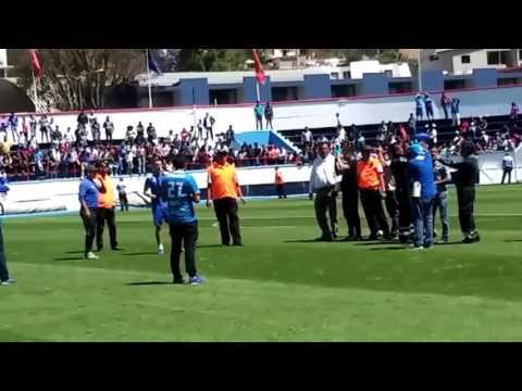 """""""Cruz Azul es más que un Club, es una familia"""":"""