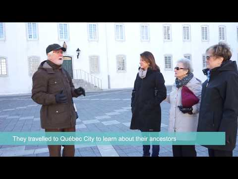 Connecting Past and Present in Québec City
