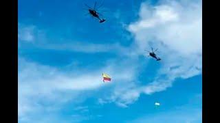 Mindefensa ordena la suspensión de exhibiciones aéreas