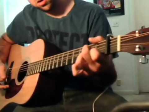 Black Velvet - Solo Acoustic Guitar Accompaniment