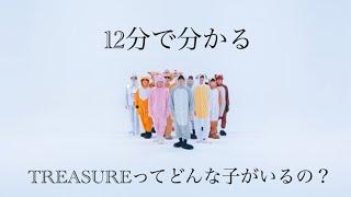 Download 【TREASURE/日本語字幕】この動画を見たらあなたもTREASUREの虜、になる、かもしれない。
