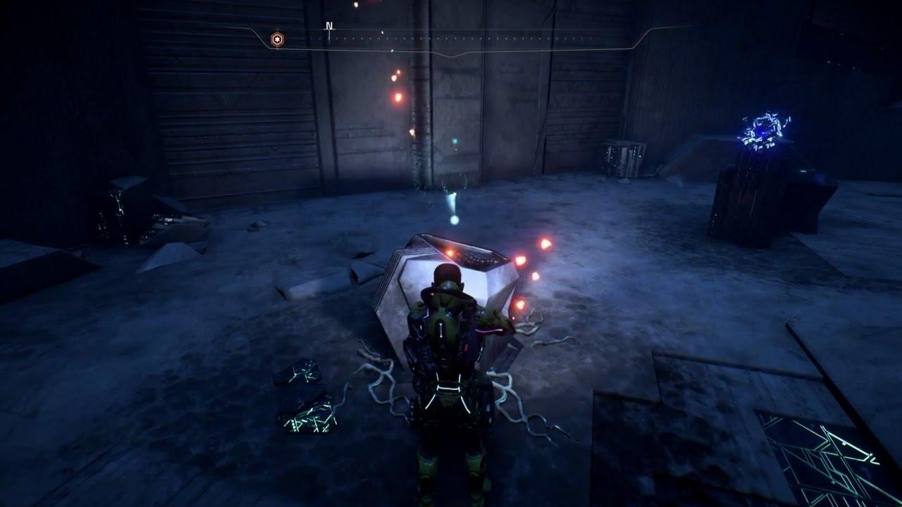 Mass Effect Andromeda Gewölbe Elaaden