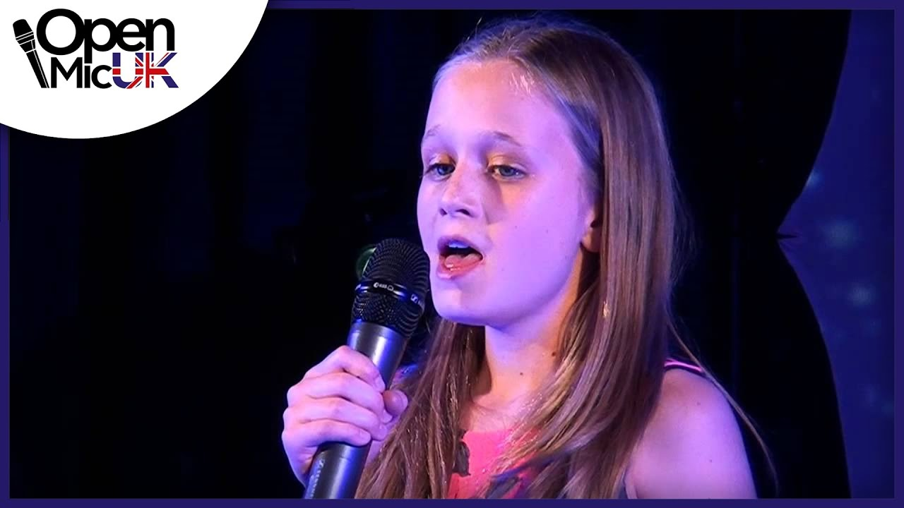 GLEE CAST - THOUSAND YEARS performed by ROSIE MAY JONES at ...