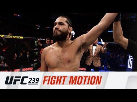 UFC 239: Fight Motion