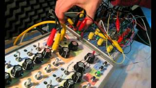 Leshrac´s DIY MFOS modular experimenter board 2