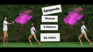 REMOVENDO PESSOAS E OBJETOS DA FOTO - TUTORIAL PHOTOSHOP