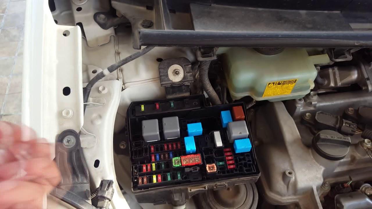 medium resolution of toyota aqua prius c cigarette lighter switch fuse in urdu