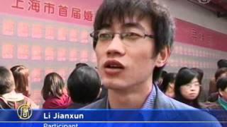 10.000 célibataires au Speed Dating de Shanghai