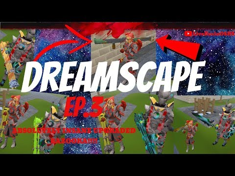 THIS UPGRADED BAZOOKA🚀 IS ABSOLUTELY INSANE!!!!! DREAMSCAPE RSPS - 12 PM🔥 LIVESTREAM*