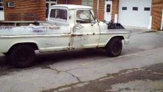 crown vic front suspension into 67 F100 14 It moves