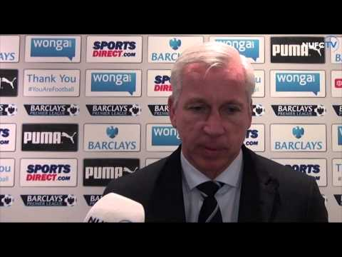Alan Pardew and Steven Taylor reflect on loss to Sunderland