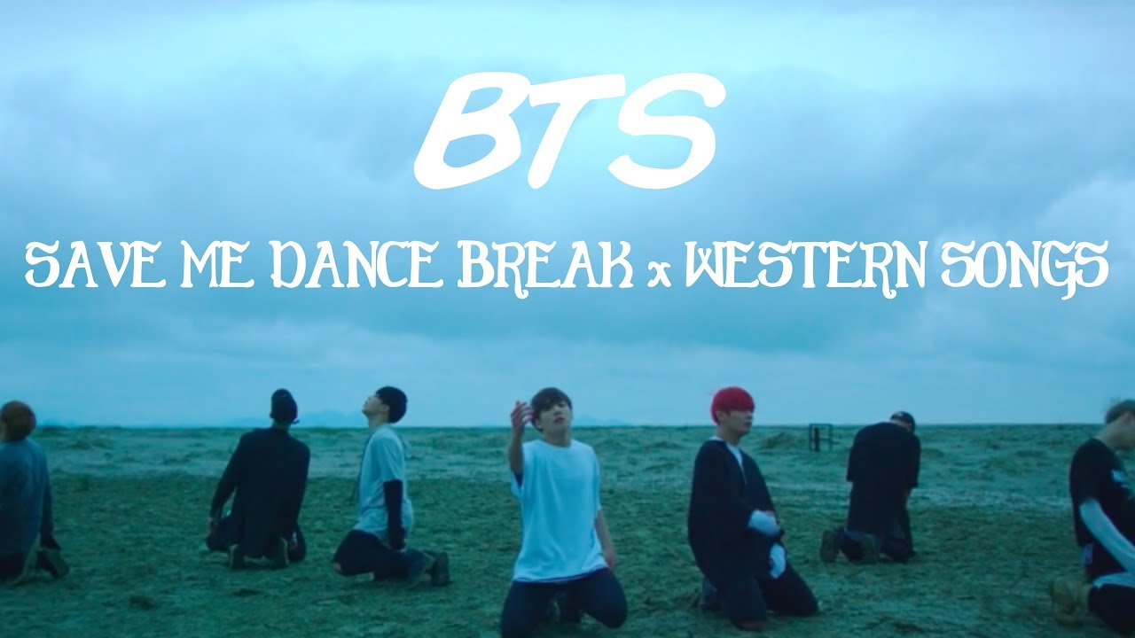 PROOF THAT SAVE ME DANCE BREAK GOES WITH WESTERN SONGS