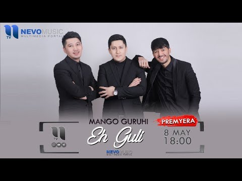 Mango guruhi - Eh Guli | Манго гурухи - Эх Гули (music version)