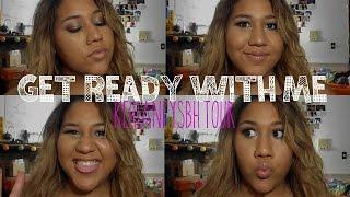 Get Ready With Me ♡ Kehlani YSBH Tour