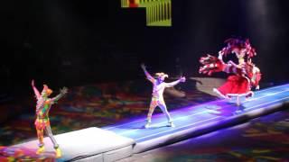 Шоу Гии Эрадзе Королевский цирк