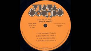 Prince Jammy - Dub Ravers Choice
