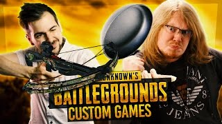 MEDIEVAL WARFARE | Battlegrounds Custom Games (Melee & Crossbows ONLY)