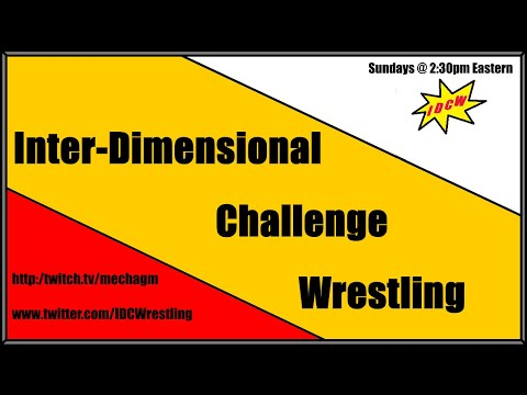 Download Inter-Dimensional Challenge Wrestling - Mega Show II (6/27/21)