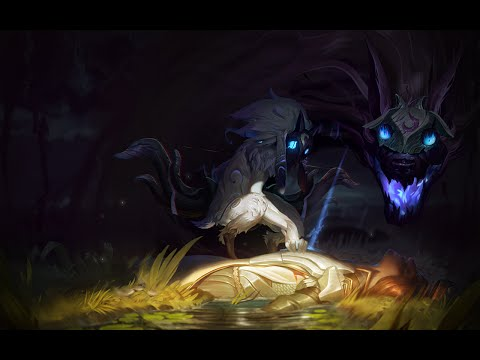 Kindred Login Theme. Riot music department delivers yet again