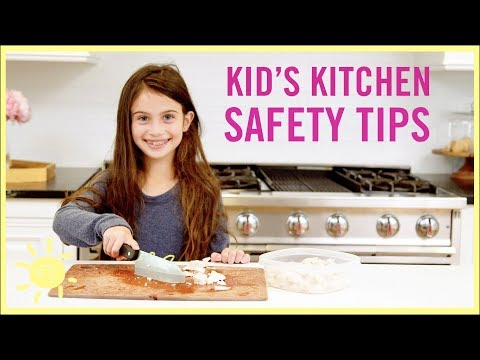 Kitchen Cooking Burns Really are a Real Danger for children