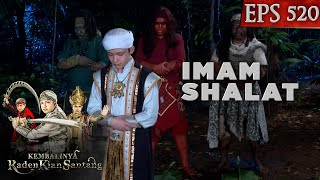 Kian santang Jadi Imam Shalat bersama Penjahat Leuweung Hideung - Kembalinya Raden Kian Santang