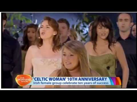 Celtic Woman down under on The Morning Show Live Sydney interview