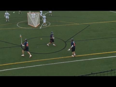 Virginia end line hidden ball trick against Loyola
