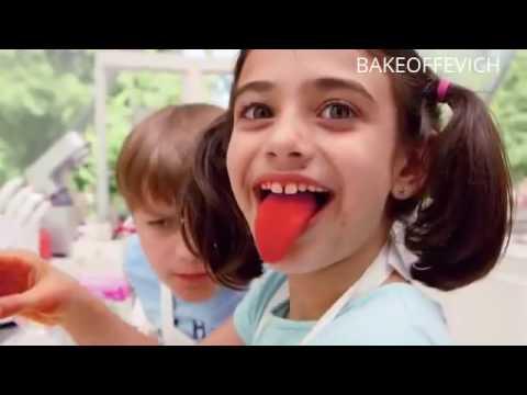 Junior Bake Off Italia Stagione 2 Episodio 4 Real Time 06 01 2016