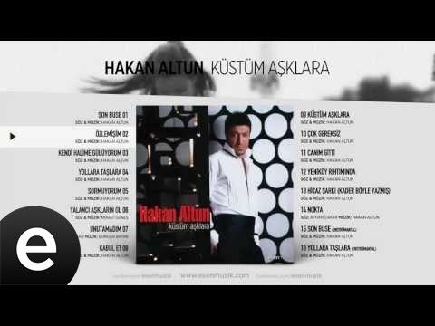 Özlemişim (Hakan Altun) Official Audio #özlemişim #hakanaltun - Esen Müzik