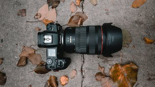 Canon RF 24-70mm f/2.8 IS - Does it beat the EF 24-70mm f/2.8 II?