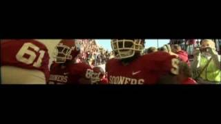 2010 OU Football Intro Video No. 3