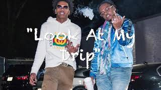 [FREE] Gunna x Lil Baby x Young Thug Type Beat Look At My Drip 2018