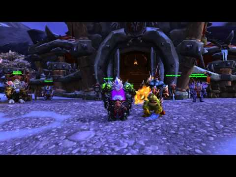 How to Recruit in World Of Warcraft, Recruitment Officer Interview, Wod.