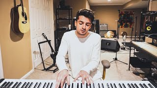 Sam Smith Normani Dancing With A Stranger COVER by Alec Chambers.mp3
