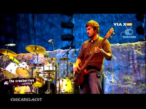 The Cranberries - Animal Instinct (live in Chile 2010)