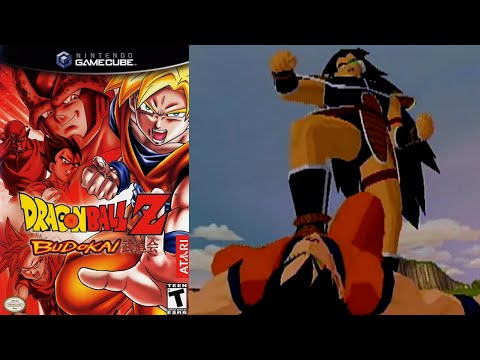 Dragon Ball Z: Budokai [08] GameCube Longplay